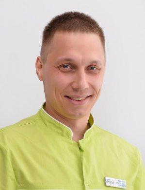 Агиевцев Алексей Дмитриевич - стоматолог-ортопед первой квалификационной категории