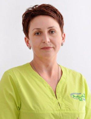 Богуцкая Елена Анатольевна - стоматолог–терапевт высшей квалификационной категории
