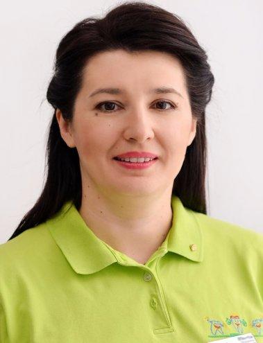 Денисова Юлия Леонидовна - врач-ортодонт высшей категории
