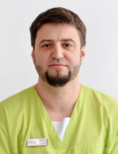 Горбачев Федор Александрович - челюстно-лицевой хирург высшей квалификационной категории
