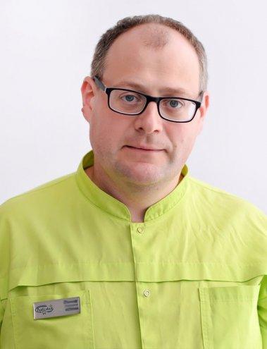 Шаранда Владимир Анатольевич - врач-ортопед высшей категории
