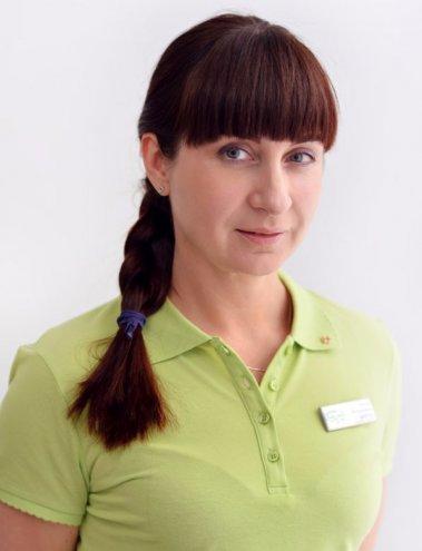Ширко Анна Игоревна - врач стоматолог высшей категории