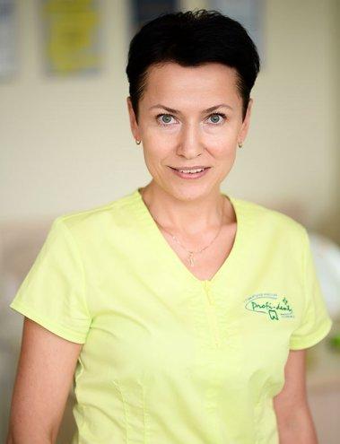 Осинская Галина Владимировна – стоматолог-терапевт первой квалификационной категории