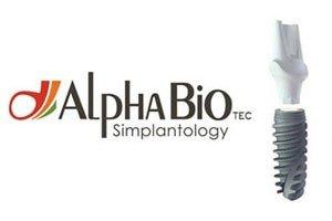 Зубные импланты Alpha-Bio